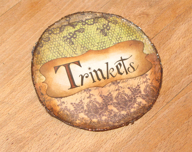Duetica Trinkets Label Completed