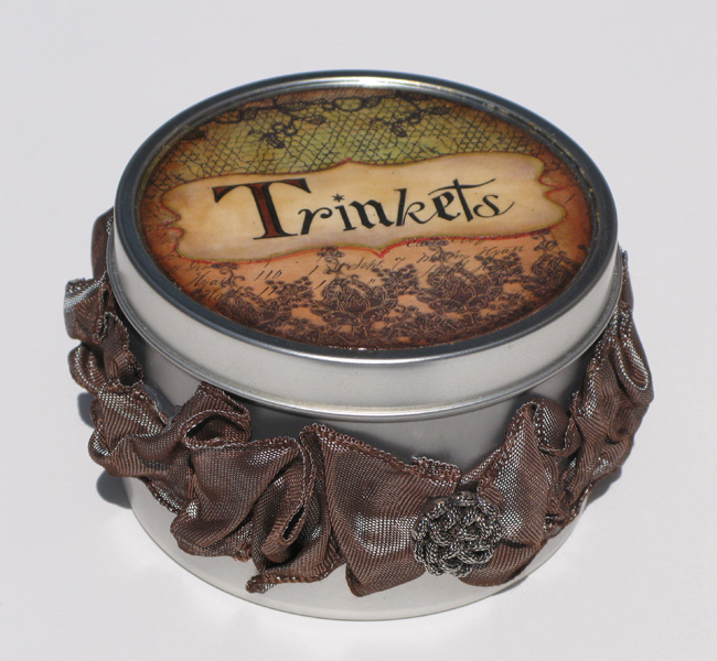 Duetica Trinkets Tin Sample